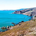 Muir Beach Lookout North View by Glen Laughton