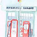 Mukilteo Garage by Ann Michelle Swadener