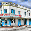 Mulates New Orleans by Olivier Le Queinec