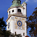 Mullersches Volksbad Munich Germany - A 19th Century Spa by Christine Till