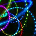 Multi-color Light Orbits by Blair Seitz
