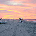 Multi Color Skies - Cape May New Jersey by Bill Cannon