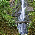 Multnomah Falls 4 by SC Heffner