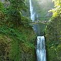 Multnomah Falls by Christiane Schulze Art And Photography