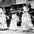 Mummers Circa 1909 by Bill Cannon