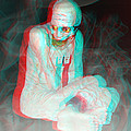 Mummy Dearest - Use Red-cyan Filtered 3d Glasses by Brian Wallace