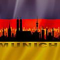 Munich City by Don Kuing