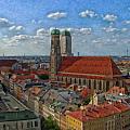 Munich Ger3913 by Dean Wittle