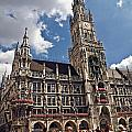 Munich Germany by Howard Stapleton