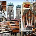 Munich Liebfrau by Jenny Setchell