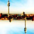 Munich - Olympiaturm by Hannes Cmarits