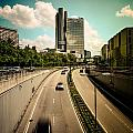 Munich Traffic by Hannes Cmarits