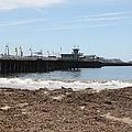 Municipal Wharf At The Santa Cruz Beach Boardwalk California 5d23769 by Wingsdomain Art and Photography