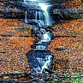 Munising Falls I by Optical Playground By MP Ray