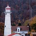 Munising Front Range Lighthouse by Wernher Krutein