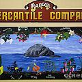 Mural Bandon Mercantile Company by Bob Christopher