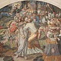 Mural Painting Abbey Fontevraud by Christiane Schulze Art And Photography
