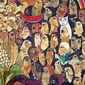 Mural Street Art Ecuador 2 by Kurt Van Wagner