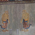 Mural - Wat Pho - Bangkok Thailand - 01132 by DC Photographer