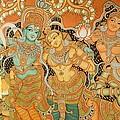 Muralpainting Devotion by Naveen pb Naveen