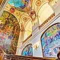 Murals Of Capitole De Toulouse by Semmick Photo