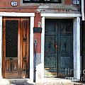 Murano Doors by Jacqueline M Lewis