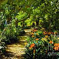 Muratie Gardens by Rick Bragan