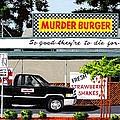 Murder Burger by Paul Guyer
