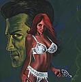 Murder By Scarlett by Larry Nadolsky