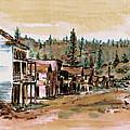 Murphys Camp California by Kitty Meekins