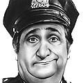 Murray The Cop by Greg Joens