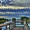 Murrells Inlet Morning 2 by Mel Steinhauer