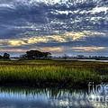Murrells Inlet Morning 3 by Mel Steinhauer
