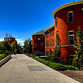 Murrow Hall - Washington State University by David Patterson