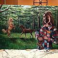 Muscaro Mural by Katherine Boiczyk