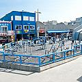 Muscle Beach Gym In Venice California by Joe Belanger