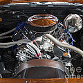 Muscle Car Engine by Gord Horne