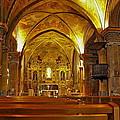 Musee Franciscain Et Monastere De Cimiez by Alexey Antonov