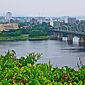 Museum Of Civilization Across The Ottawa River In Gatineau-qc by Ruth Hager