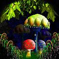 Mushroom Town by Neil Finnemore