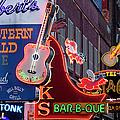 Music Clubs Nashville by Brian Jannsen