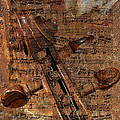 Music Collage by Phyllis Denton