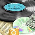 Music History by Veronica Minozzi