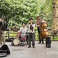 Music In The Park by Bob Phillips