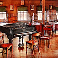Music - Piano - The Grand Piano by Mike Savad