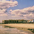 Music Pier From The Beach by Tom Gari Gallery-Three-Photography