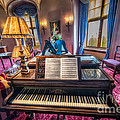 Music Room by Adrian Evans