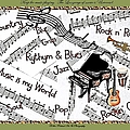 Music Tribute by Bobbee Rickard