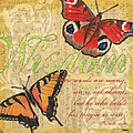 Musical Butterflies 4 by Debbie DeWitt