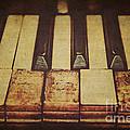 Musical Fingerprints by Emily Kay